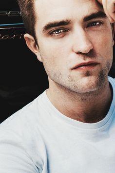 Robert has beautiful creamy white skin