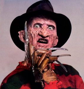 It depends on which version of <i>A Nightmare on Elm Street</i>. In the original movie and its sequels, he was just a child killer. In the GODAWFUL remake, he&#39;s a child molester and killer.
