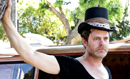 Rainn Wilson for Soul Pancake