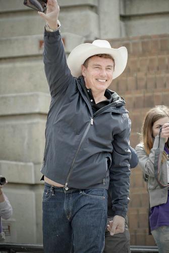 My fav cowboy.