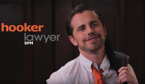 Rider in Hooker Lawyer :)