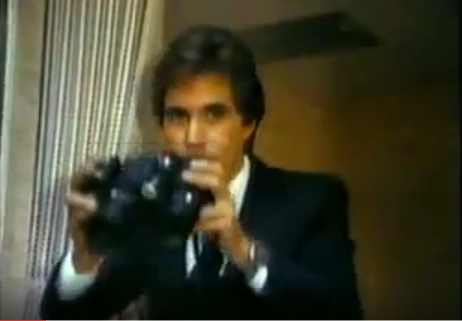 Joey holding a camera <3333333