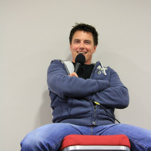 Barrowman always because hes done so much for me <3