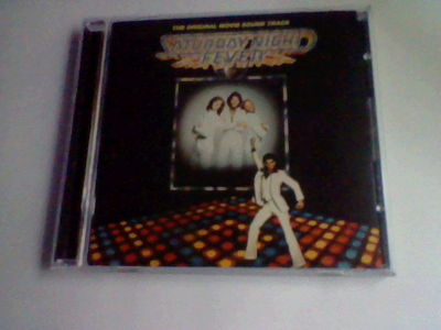 I own the Saturday Night Fever soundtrack CD with John on the cover :)