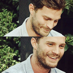 Jamie's Irish smile :)