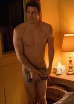 a naked David...a special treat for you,Sara