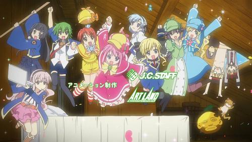 Tantei Opera Milky Holmes - almost everyone is a detective there :)