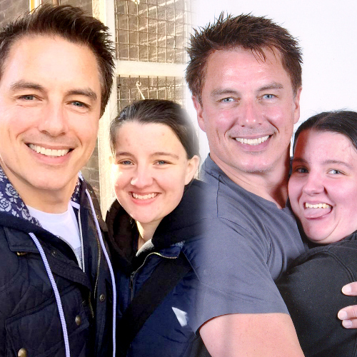 John Barrowman adores and loves his fans! <3