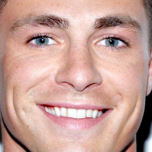 Colton's smile :)
