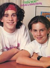 A different pic of Rider with his brother :)