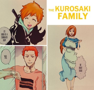 Okay people. I'll answer this just now. Bleach is not a romance manga. And it ends. Ichigo married Orihime and had a son. He looks happy and contented. IchiHime is now a fvcking canon. They won. Sorry for IchiRuki shippers.