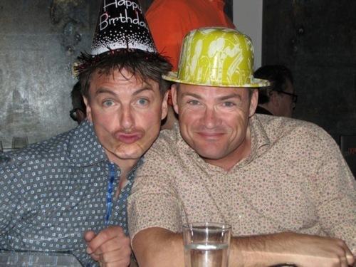 John and Gavin (manager)