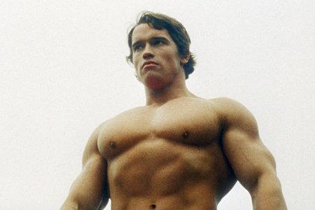 Arnold Schwarzenegger :)