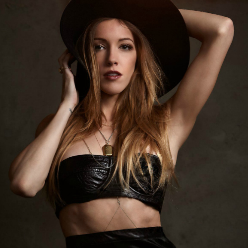 Katie Cassidy is my WC at the moment!