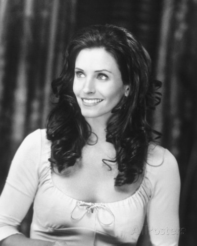 Courteney in B&W :)