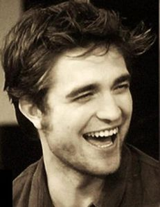 Robert and his larger than life smile<3