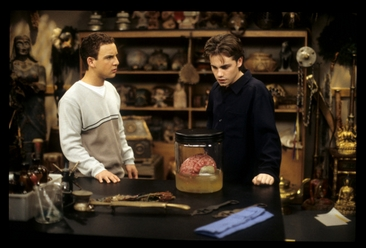 Rider as Shawn Hunter in Boy Meets World :)