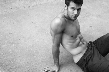 shirtless Guzman