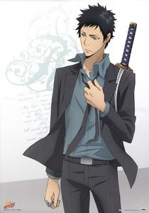 Yamamoto Takeshi - KHR!