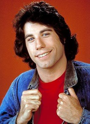 John with longer hair in '76 :)
