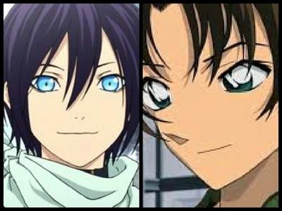 Yato X Kazuha (Noragami X Detective Conan)