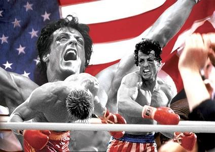Sylvester with USA flag :)