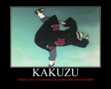 Kakuzu....