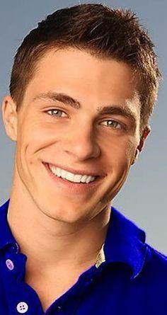 Colton's smile:)