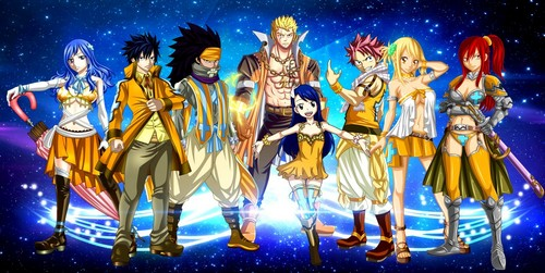 Fairy tail! :D or Inuyasha (Picture is fairy tail ^w^ )