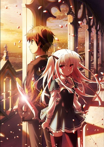 I think absolute duo's art style is stunningly beautiful. Their eyes are so beautiful.