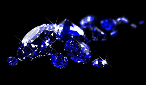 Blue Sapphire is my Favourite gem