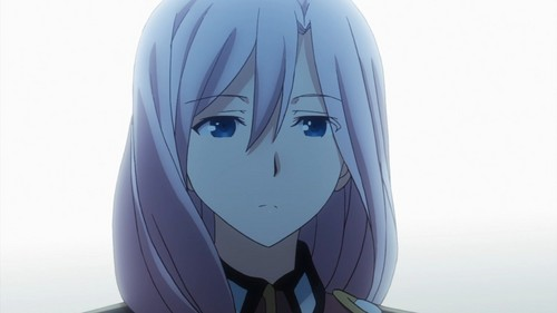Airi Yūnami(The Qualidea Code anime) I wanted her to live and redeem herself.