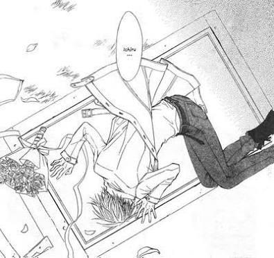 ZEro mourning over ichiru's grave:'( Vampire knight