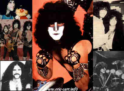 The reason I fell in प्यार with Eric Carr is his looks. My sis thinks I'm crazy for thinking he's cute. Even though he died a long time पूर्व I personally still think he's cute to this day. Bahaha!😎.
