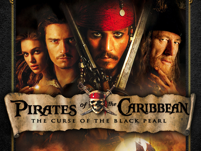 <i>Pirates of the Caribbean: The Curse of the Black Pearl</i>