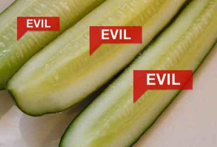 Pickles suck.