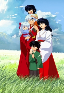 i hope Inuyasha come back with a new family :)