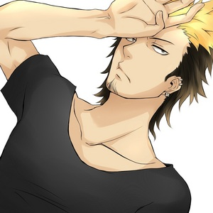 Suguro Ryuji from Blue Exorcist. ...who happens to be one of my waifus.