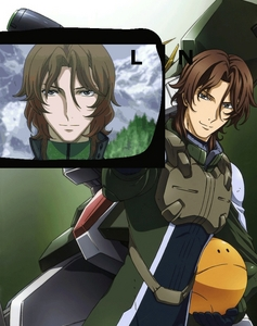 I could say Lyle and Neil Dylandy from Gundam 00. Unfortunately, only Mista L was alive.