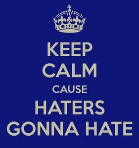 Keep calm !!!!