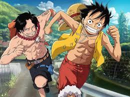 luffy and ace from one piece there is another but its a spoiler from fairy tail