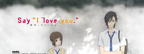 Say I love u