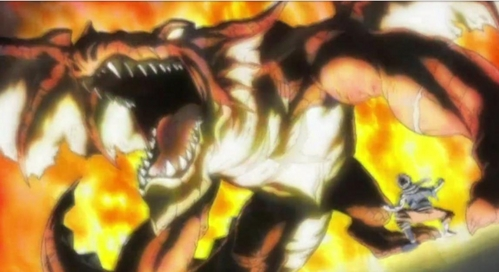In my opinion the saddest of all moments in Fairy Tail was in the end of the tartaros chapter where Igneel fought against Acnologia. He knew he could not make it becuase he had not any power left, but he did because of saving his sons life (Natsu). The other dragoni also knew that Igneel was already at the last stage of his life, he had not as much power and energy as he had a hundred years zamani but in order to protect his son he did fight Acnologia. For me it was that sad because Natsu remembered all the Moments in his life he spent with Igneel, he was so happy to see him again. He spent his entire life to find him after all and then Igneel shows up and dies infront off his eyes 😢. I could not help but cried the whole night. While he was dieing, Igneel also alisema that the time he spent with Natsu, was the best he could ever imagine. Natsu stand there in tears,watching his father die. I was so shocked and sad. But ya know, Igneel is the King of the moto dragoni and he always will be the King 👆