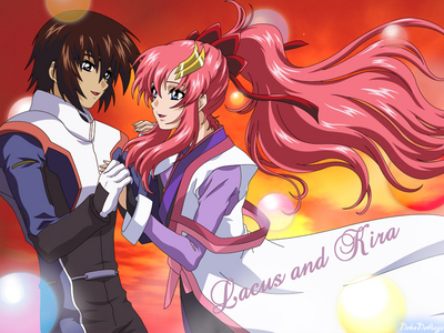 Kira Yamato for Lacus Clyne