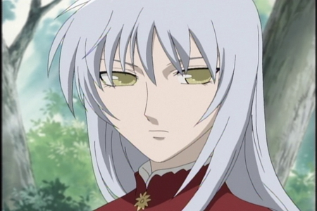 Ayame Sohma from Fruits Basket~ (Although I guess his hair is kinda silverish? Eh, I don't care)
