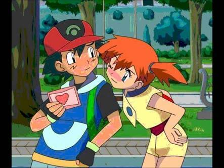 There is no doubt that misty wants to be ash girlfriend ....and ash has also a secretly crush on herand misty also कहा to ash that they will be married someday .....I agree with that . People also say that sarena could be her gf but what about ash feelings ..ash only loves misty .. misty also sang a song for ash in which there was a line that I प्यार आप .........ash only loves misty and misty and i am 100 percent sure about it ..