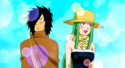 Alzack & Bisca from Fairy Tail