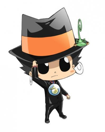 Reborn from Katekyo Hitman Reborn!