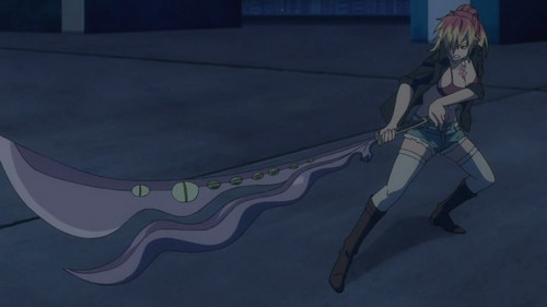 Shura Kirigakure from Blue Exorcist~