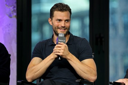 Jamie talking about his movie,Anthropoid